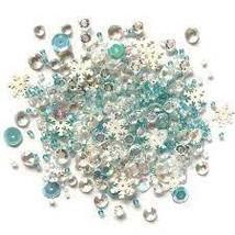 Sparkletz Shaker Embellishments by Buttons Galore. Choose Design image 2