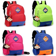 Baby Toddler Kids Safety Harness Backpack Walking Strap Rein Belt Leash Wing Bag image 1
