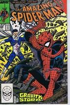 Amazing Spiderman #326 ORIGINAL Vintage 1989 Marvel Comics Graviton - $12.86