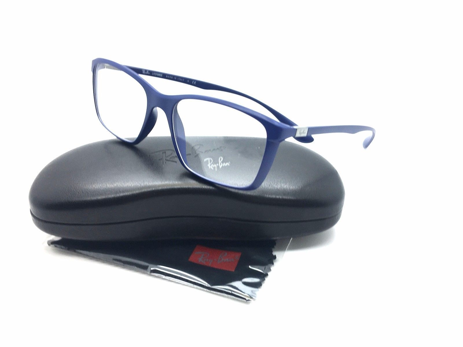 7c7a85dad00 Ray-Ban RB7024 5207 54-16 mm Blue RB7024 and 50 similar items