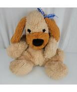 "Dakin Pillow Pets Big 15"" 20"" Stuffed Plush Puppy Dog Beige Tan Brown Or... - $69.29"