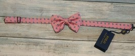 Polo Ralph Lauren ~ Neckwear III Pink ~ Boy's One Size 8-20 ~ Italy Bowtie - $44.55