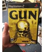 Gun (Sony PlayStation 2, 2005) Complete CIB - $9.49