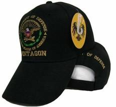 Department of Defense Hat Pentagon America United States Embroidered Cap - $21.77