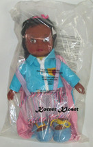 Delia Talking Dress Me Doll Backpack - African American - Teaching Doll ... - $25.11