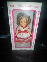 "IDEAL 8"" SHIRLEY TEMPLE CLASSIC DOLL 1982 ""STAND UP AND CHEER"" - $99.00"