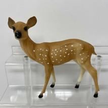 VTG Breyer Whitetail Deer Fawn #303 Wildlife Animal Figurine Toy - $19.79