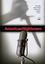 American Nightmare DVD - $2.95