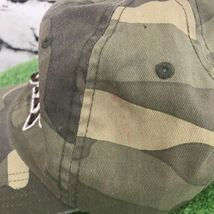 Gap Boys Sz S-M Hat Camouflage Adjustable Baseball Cap Flaw image 3