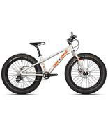 Custom made Fat Tyre bike 21 Gear Bicycle dual shocker Cycle foldable MR... - £797.25 GBP