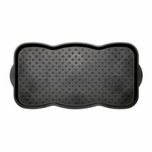 Black Boot Tray Shoes Mat Outdoor Mud Room Pet Snow Rain Multi-Purpose U... - $22.67
