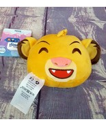 "Disney Parks 4"" Emoji Double Sided The Lion King Simba Cub Stuffed Plush... - $11.40"