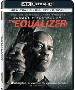 The Equalizer (4K UHD/Blu-ray/Digital, Canadian w/ USA Compatible Discs)... - $18.63