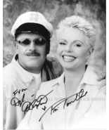 THE CAPTAIN AND TENNILLE SIGNED AUTOGRAPH 8X10 RP PHOTO DARYL DRAGON TON... - $16.99