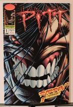 Pitt #1 (Jan 1993, Image) - $5.00