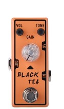 Tone City Black Tea TC-T8 Distortion/Overdrive Effect Pedal - $48.90