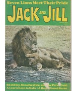 Jack and Jill Magazine March 1974 Lions Meet Their Pride - $8.90