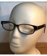 Women's Gucci GG 1181 135 Black & Translucent Yellow Eyeglasses Frames I... - $49.53
