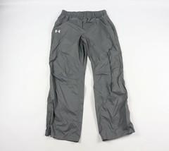 Under Armour Mens Large Loose Outdoor Running Jogging Hiking Rain Pants ... - $34.60