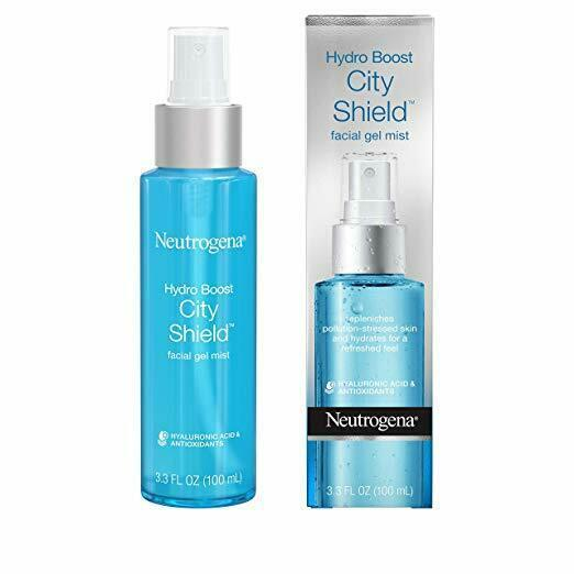 Primary image for Neutrogena Hydro Boost City Shield Replenishing Facial Mist Gel With Hydrating H