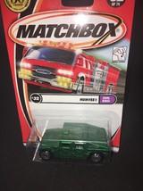2002 Matchbox Cool Rides Humvee #32 - $4.95
