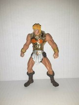 HE-MAN Action Figure 2001 Mattel MOTU Masters Of The Universe He Man - $14.50