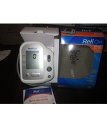 ReliOn BP200 Upper Arm Blood Pressure Monitor with Cuff - $14.69