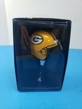 Super Nice Green Bay Packers Nfl Helmet Wine Stopper, Very Cool!! - $24.74