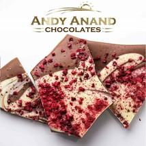 Andy Anand Belgian Chocolate Bark Bridge 5 Pack Box 1 lbs Free Air Shipping - $22.84