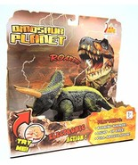 BOYS HAVE FUN TOYS Triceratops Toy Dinosaur with Roaring Sound - $9.99