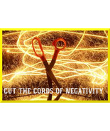 Aura Cleansing spell, cut the cords, Magic Spell, Beauty spell, Luck, mo... - $29.97