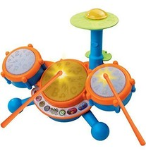 VTech KidiBeats Kids Drum Set Learning Systems ... - $28.04