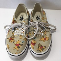 Winnie The Pooh Vans Disney Authentic Classic Tennis Shoes Youth Size 13... - $33.86