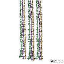 Mardi Gras Bead Necklaces - $5.34