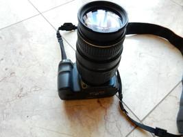Sony Alpha a100 10.2MP DSLR Camera - Black (Kit w/ Quantaray LDO 70-300m... - $121.55