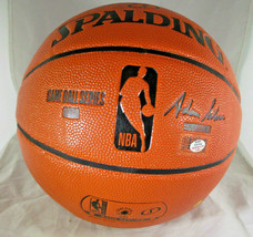 KLAY THOMPSON / GOLDEN STATE WARRIORS / AUTOGRAPHED FULL SIZE BASKETBALL / COA image 4