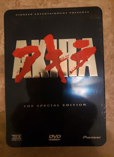 Akira Limited Edition Metal Case [DVD]