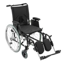 Drive Medical Cougar Ultra Wheelchair With Leg Rests 18'' - $666.74