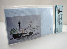 "Presque Isle Needleworks ""Huron Lightship"" Counted Cross Stitch Kit - $9.45"