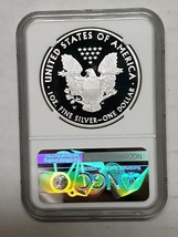 2019 W Congratulations Set Silver Eagle NGC PF70 Coin First Day Issue Proof image 2