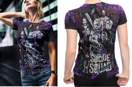 Suicide Squad Dc Comics Tee Womens - $21.80+