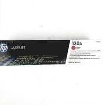 Genuine OEM HP 130A CF353A Magenta Toner Cartridge LaserJet EXP 2014 Sealed - $39.99