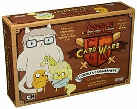 Cryptozoic Entertainment Adventure Time Card Wars Doubles Tournament Car... - $31.29