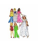 1970s Crissy Brandi Doll Wardrobe Simplicity 6061 Vintage Sewing Pattern... - $18.69