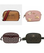 Coach f73951 F73152 F75907 F38687 Belt bag Fanny bagCrossbody bag Conver... - $76.22+