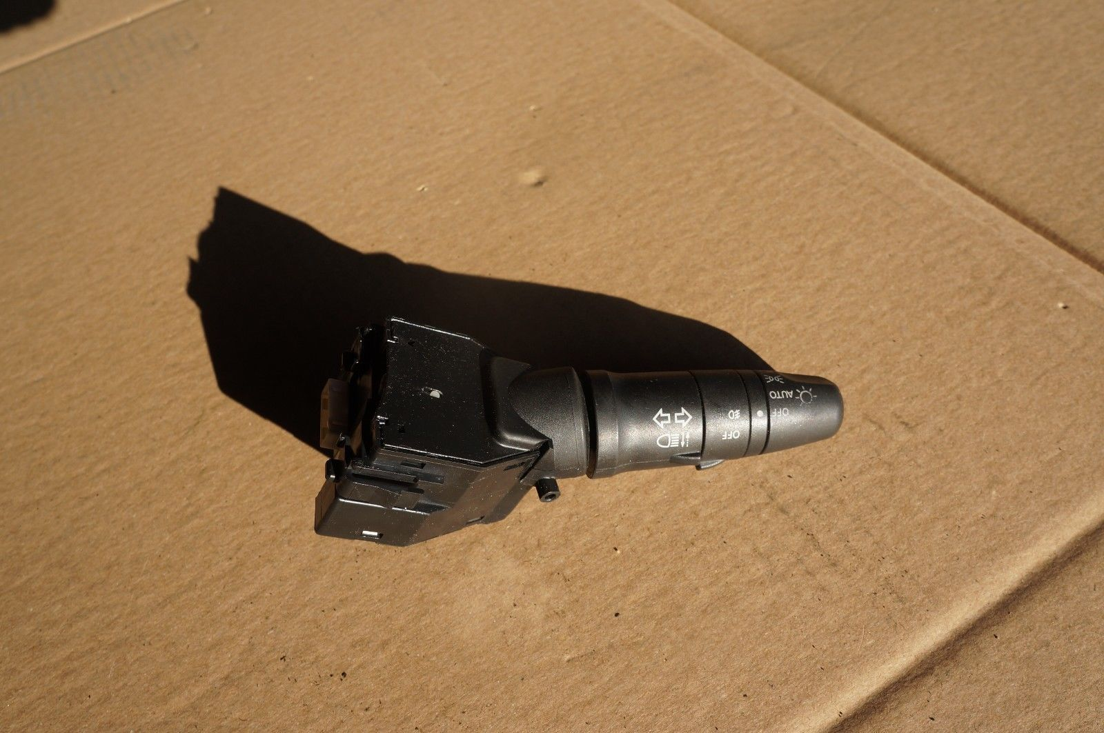 Primary image for 2003-2004 INFINITI G35 SEDAN COUPE HEADLIGHT CONTROL STALK SWITCH OEM