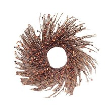 CWI Gifts Primitive Mix Pip Berry and Twig Wreath, 16-Inch - €21,19 EUR