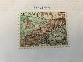 Monaco Environment protection 1972 mnh              stamps - $1.20
