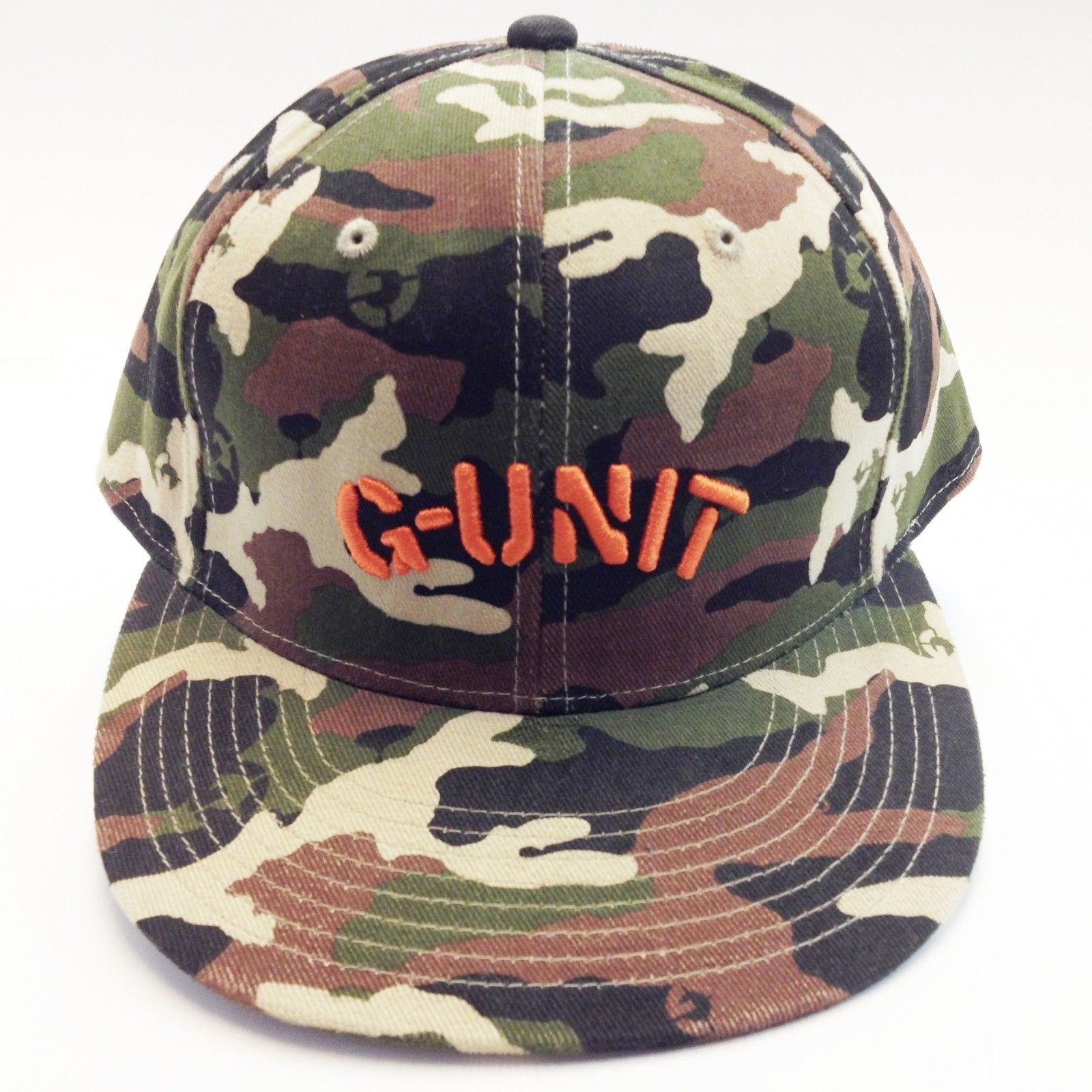 Primary image for G UNIT MEN'S BASEBALL CAP, THE PARA TROOP HAT, EKU62190 CAMO