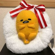 Gudetama Egg in Cloud Series Big Plush Doll 12.5in Sanrio - $49.39